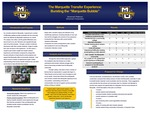 """Bursting the """"Marquette Bubble"""": How to Improve Transfer Student Experiences"""