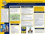 Marquette University: Giving Private School A New Meaning by Brian Mohsenian and Jennifer Levine