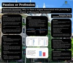Passion or Profession: An Investigation into the Stigma Against Communications Majors by Samantha Medler