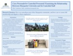 <em>Cura Personalis</em> for Custodial Personnel? Examining Marquette University's Relationship with Its Custodial Staff by Abby Vakulskas