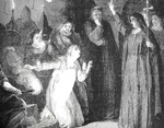 Illustration from <em>The Mysteries of a London Convent</em>