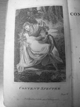 Frontispiece: Convent Spectre by Wendy Fall