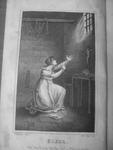 Frontispiece: Eliza, or the Unhappy Nun