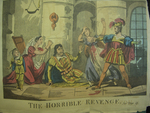 Frontispiece: The Horrible Revenge
