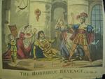 Frontispiece: The Horrible Revenge