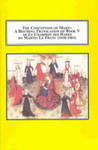 The Conception of Mary: A Rhyming Translation of Book V of <em>Le Champion des Dames</em> by Martin le Franc (1410-1461) by Steven Millen Taylor 1941-