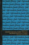 English Prose and Criticism in the Nineteenth Century: A Guide to Information Sources