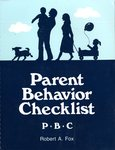 Parent Behavior Checklist