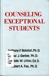 Counseling Exceptional Students