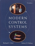 Modern Control Systems, 7th edition