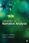 Varieties of Narrative Analysis