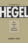 An Introduction to Hegel by Howard P. Kainz