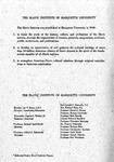 Marquette University Slavic Institute Paper NO. 12