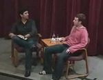 James Breyer / Mark Zuckerberg Interview, Oct. 26, 2005, Stanford University