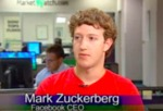 Bambi Francisco interviews Mark Zuckerberg in 2005 by Bambi Francisco and Mark Zuckerberg