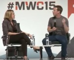Mobile World Congress 2015 Mark Zuckerberg Keynote