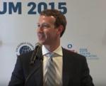 UN Private Sector Forum 2015 by Mark Zuckerberg