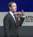 Mark Zuckerberg at Apec CEO Summit