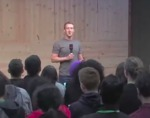 Second Q&A at Facebook with Mark Zuckerberg