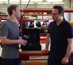 Video about shipping Oculus Rift by Mark Zuckerberg