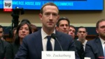 Zuckerberg's appearance before House committee