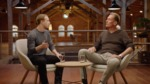 A Conversation with Mark Zuckerberg and Mathias Döpfner by Mark Zuckerberg and Mathias Döpfner
