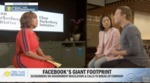 Mark Zuckerberg and Priscilla Chan on the Chan Zuckerberg Initiative, breaking up Facebook by Mark Zuckerberg, Priscilla Chan, and Gayle King
