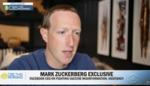 Facebook CEO on misinformation versus vaccine hesitancy